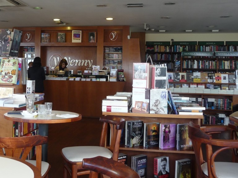 Yenny´s Bookstore